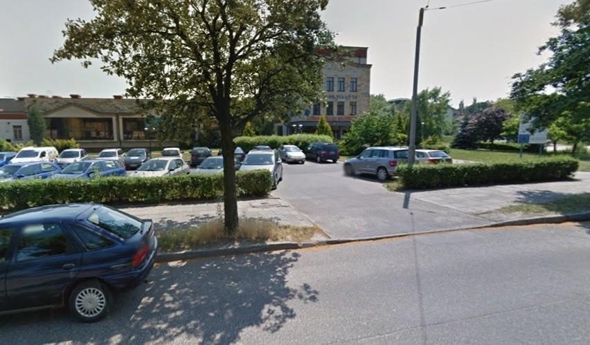 Oddział cudzoziemców LUW-u mieście się kilkadziesiąt metrów od głównego budynku urzędu.