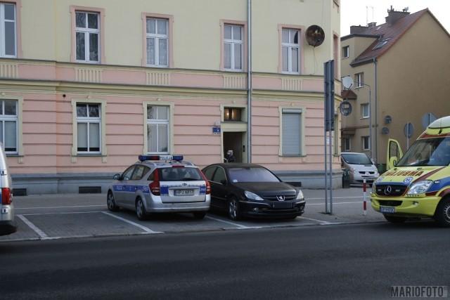 Zabójstwo w kamienicy przy Armii Krajowej w Opolu.