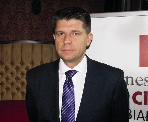 Ryszard Petru, przewodniczący Towarzystwa Ekonomistów Polskich