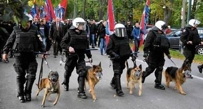 Brak policjantów jest odczuwalny szczególnie na Starym Mieście i w weekendy FOT. WOJCIECH MATUSIK