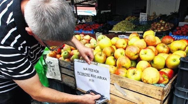Federacja Rosyjska wprowadziła embargo na polskie owoce i warzywa już w 2014 roku