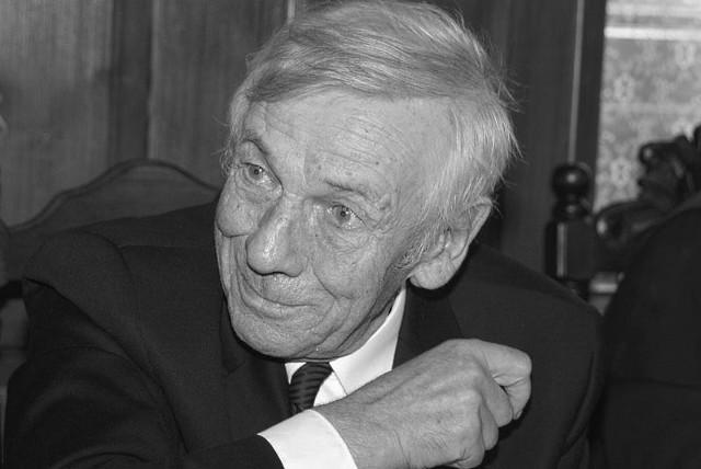 Zmarł w Krakowie prof. dr hab. Józef Nizioł