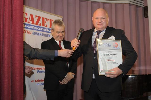 - To cieszy, że z naszej oferty korzysta coraz więcej firm i zainteresowała Kapitułę - komentował Krzysztof Modrzejewski, prezes Rol-Mechu.