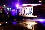 Wypadek śmiertelny podczas policyjnego pościgu na drodze Wysokie Mazowieckie - Brzózki Brzezińskie. Zginął pasażer 18-latka