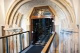 Kraków. Do kościoła norbertanek można już wejść po kładce, przez odkopany i ratowany romański portal [ZDJĘCIA]