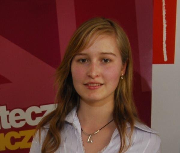 Nicole Wodarz już przygotowuje się do następnych konkursów.
