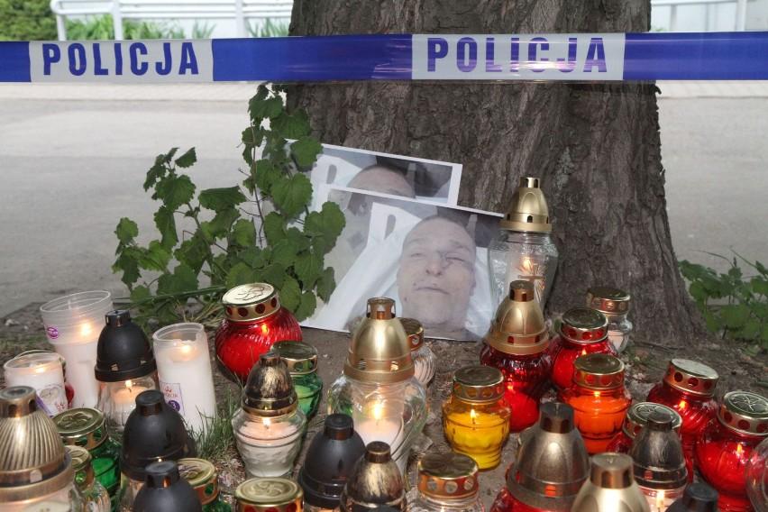 17.05.2016 protesty po śmierci Igora Stachowiaka