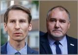 """Poseł PiS Kacper Płażyński o gdańskim radnym ze swojej partii: """"Niewątpliwie zawiodłem się na tej osobie"""". W tle spółdzielnia """"Morena"""""""