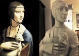"""""""Dama z łasiczką"""" opuściła obraz, by mogły ją zobaczyć niewidome dzieci w Owińskach. Umożliwił im to profesor Karol Badyna. W jaki sposób?"""