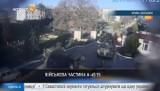 Belbek. Szturm Rosjan na bazę Ukrainy (wideo)