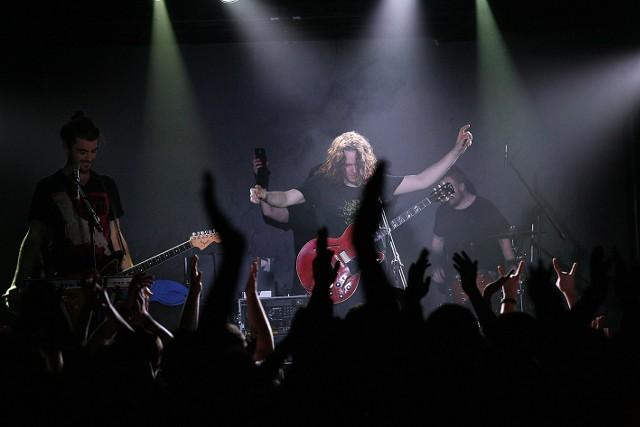 "Koncert ""God Is An Astronaut"", Mega Klub Katowice"