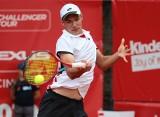 Majchrzak w ćwierćfinale Pekao Szczecin Open. Nie ma już rozstawionych. ZDJĘCIA