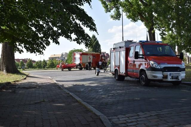W akcję ratowniczą zaangażowali się strażacy oraz policjanci z Gubina oraz Zielonej Góry. Włączyły się również służby po stronie niemieckiej.