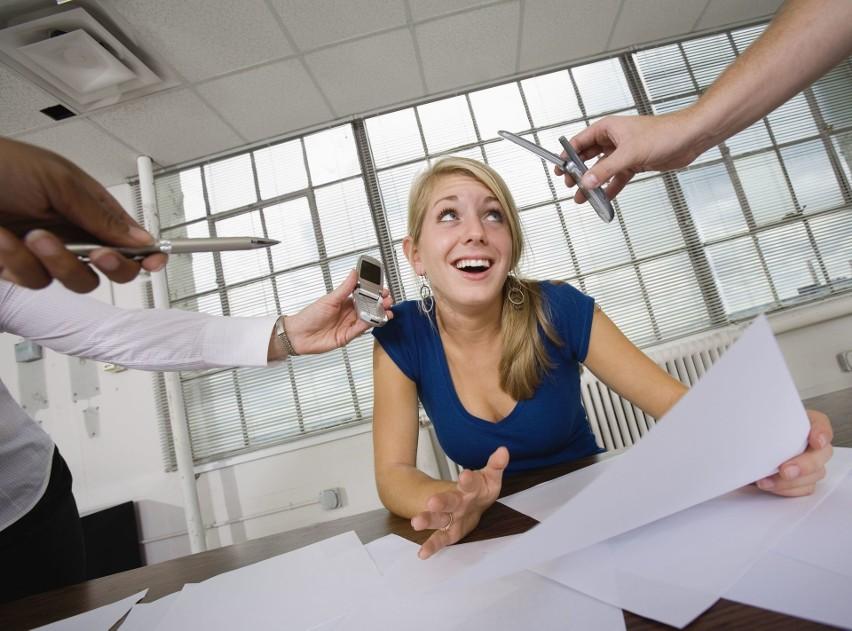 Panuje ogólna zasada, że do pracy w dużej firmie bardziej...
