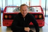 Bogdan Pietrzak, właściciel salonów samochodowych: W Ferrari nie ma kryzysu. Luksusowe auta to teraz dobra inwestycja