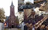 Drzewica: pogrzeb 18 ofiar wypadku w Nowym Mieście nad Pilicą (zdjęcia)