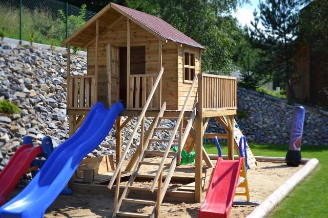 Pomysły i inspiracje na domek dla dzieci do ogrodu