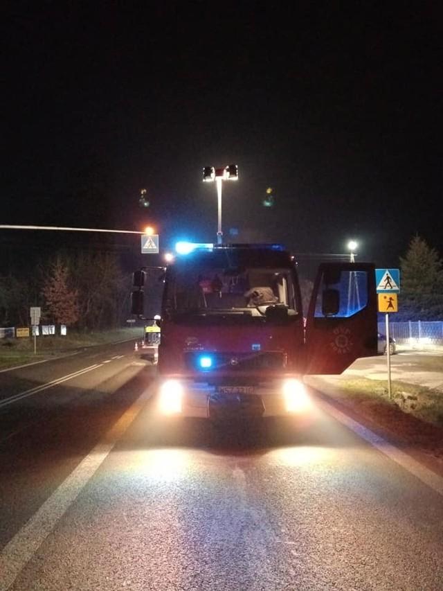 Śmiertelny wypadek wydarzył się na drodze w gminie Orońsko.