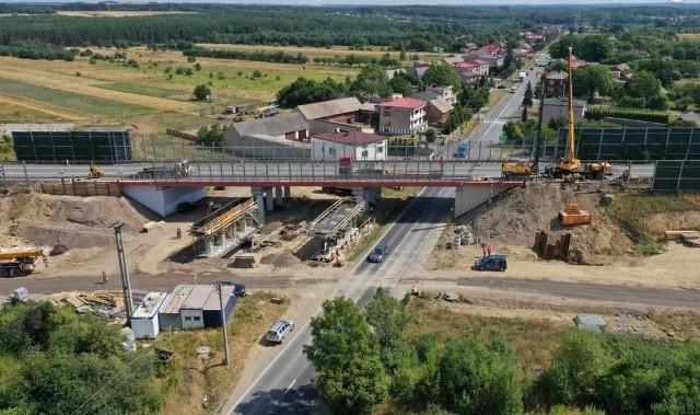 Budowa drugiej jezdni drogi ekspresowej S1 od Podwarpia do Pyrzowic