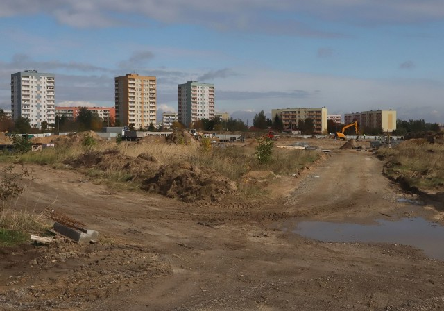 Nowy sklep Leroy Merlin w Radomiu będzie zlokalizowany na terenie budowanego właśnie centrum handlowego na osiedlu Południe.