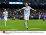 Robert Lewandowski na Camp Nou podkręcił swoje już i tak niesamowite statystyki