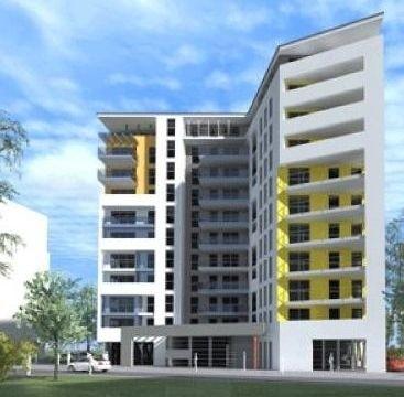 Tak ma wyglądać nowy budynek przy skrzyżowaniu Nowego Światu i Wiosennej w Kielcach