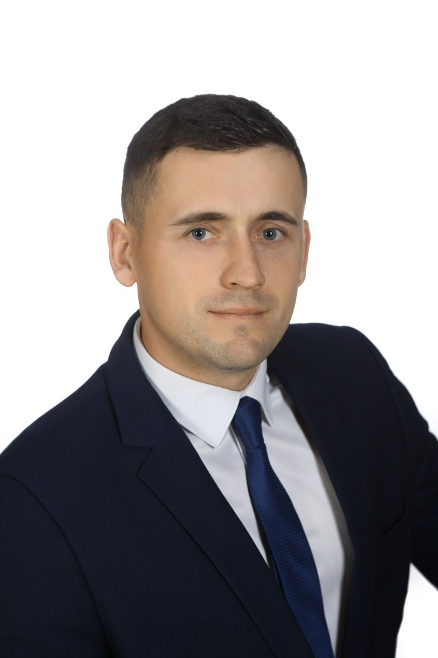Paweł Michalski, kandydat na burmistrza Białobrzegów.