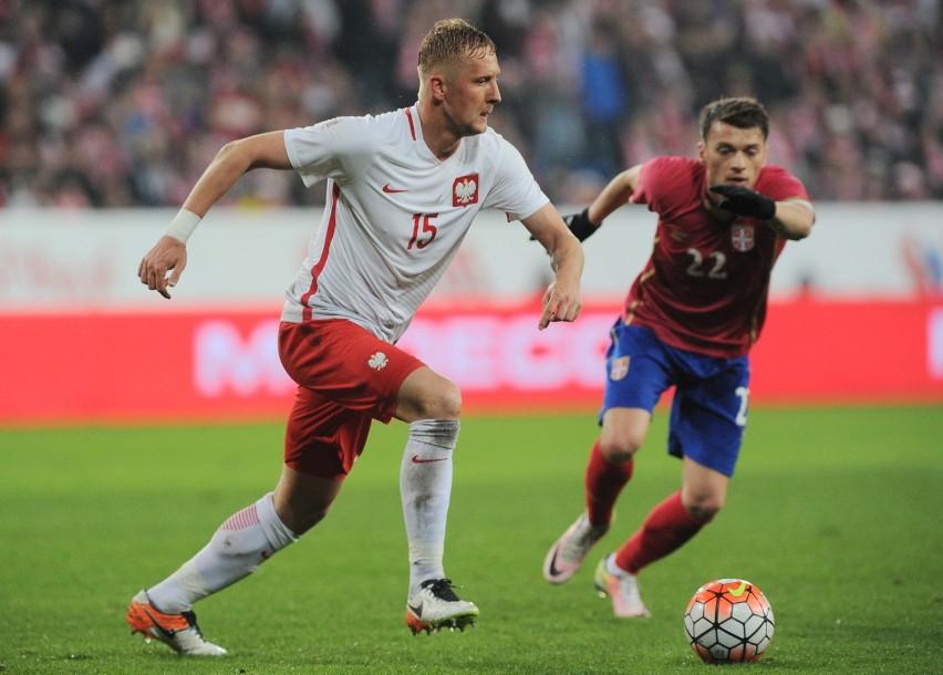Polska lepsza od Serbii. Gol Błaszczykowskiego [ZDJĘCIA]