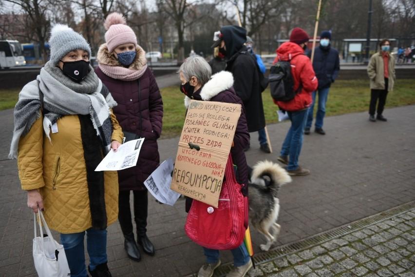 Od końca października 2020 roku w Polsce trwają protesty...