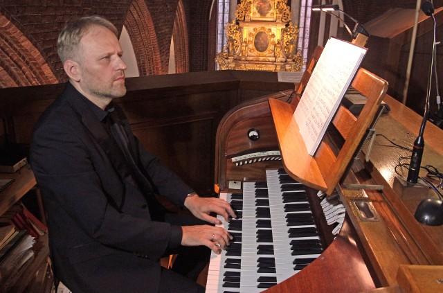 Koncert V Festiwalu Muzyki Organowej i Kameralnej w Grudziądzu w Bazylice św. Mikołaja. Wystąpili: Łukasz Załęski (tenor) oraz Dariusz Hajdukiewicz (organy)