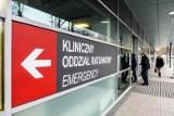 Kliniczny Oddział Ratunkowy oraz Centrum Urazowe UCK po dziesięciu dniach przerwy znów przyjmują chorych