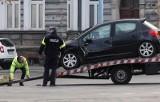 Stłuczki i kolizje drogowe: 1.10.2021. W jakich rejonach dochodzi najczęściej do wypadków z udziałem kierowcy a które są najbezpieczniejsze