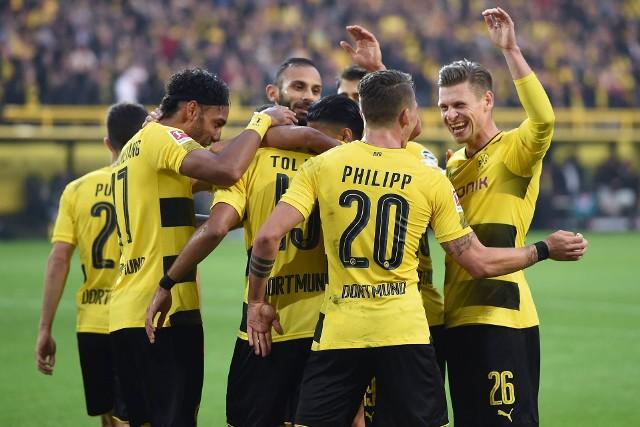 Borussia Dortmund - Borussia M'Gladbach 6:1