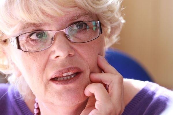 Maria Bartnicka od 36 lat jest nauczycielem języka polskiego