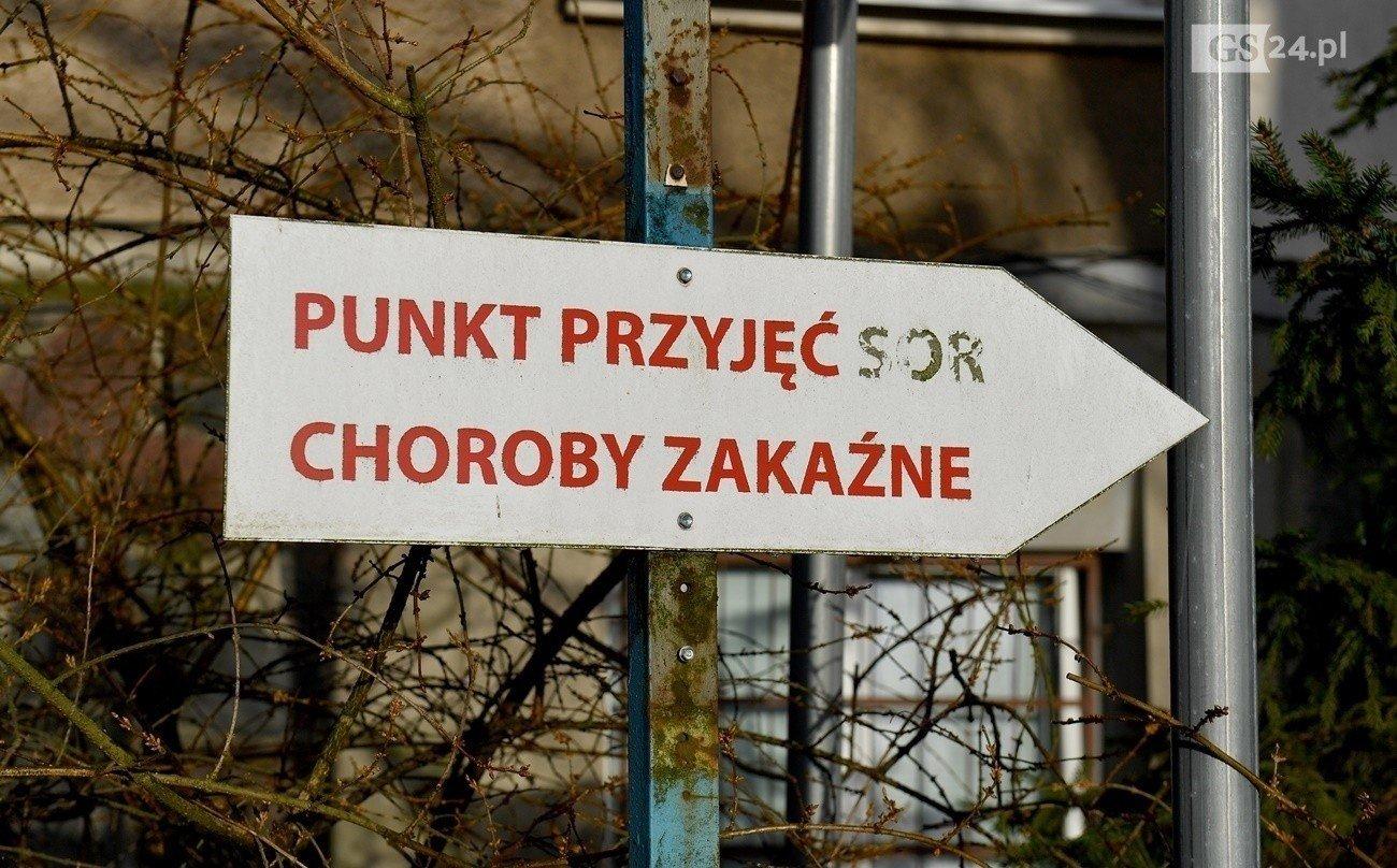 Koronawirus w Polsce? Trzy osoby obserwowane w kierunku zakażenia koronawirusem w szpitalu przy Arkońskiej w Szczecinie | Głos Szczeciński