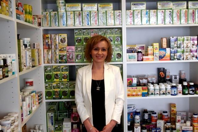 Esencja Zdrowia. Moc natury w nowym zielarskim sklepie.