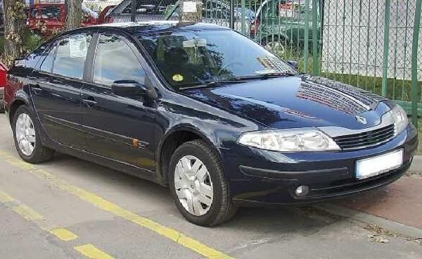 Renault laguna, rocznik 2002, przywieziony z Niemiec, silnik diesla 1,9 DCi o mocy 120 KM, cena 15.900 zł plus opłaty