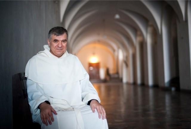 Ojciec Maciej Zięba OP, dominikanin, teolog, filozof, publicysta