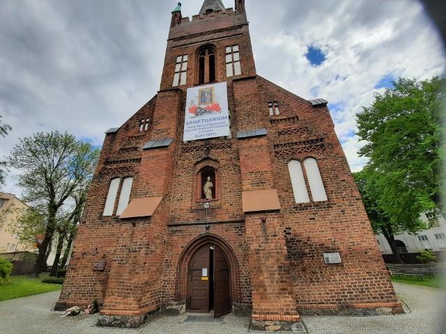 Nowe sanktuarium w Skwierzynie...