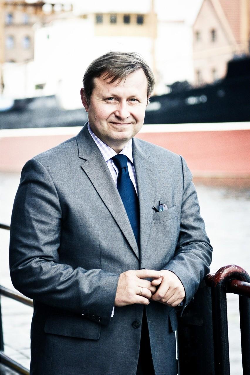 Andrzej Roter, Prezes Zarządu Konferencji Przedsiębiorstw Finansowych.