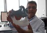 Nowa żuchwa prosto z... drukarki 3D