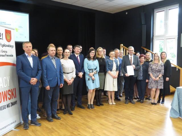 W czwartek, 23 września podpisano strategię terytorialną gmin Bobrowo, Brodnica, Brzozie, Osiek, Wąpielsk, Zbiczno, miasta i gminy Jabłonowo Pomorskie i powiatu brodnickiego