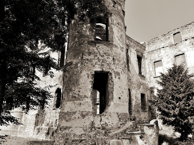 Zamek w Siedlisku 2020