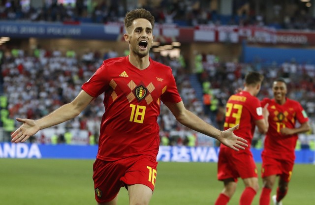 Anglia - Belgia 0:1