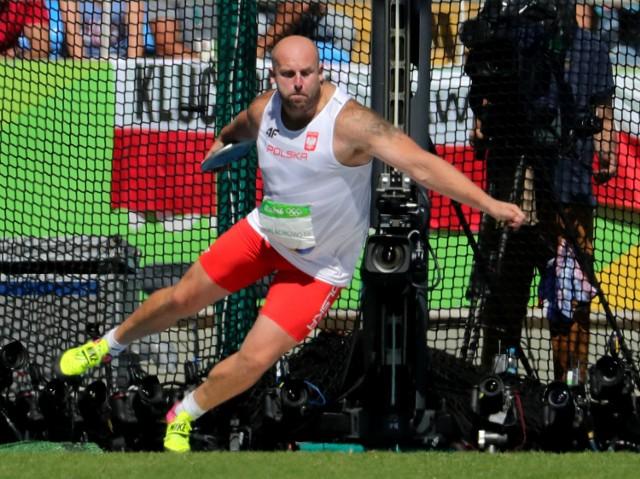 Piotr Małachowski w Rio zdobył srebrny medal