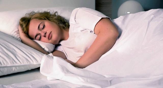By zdrowo spać, codzienne problemy zostaw za drzwiami sypialni
