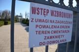 """Wrocław: Wojewoda zamknął cmentarz radziecki przy Karkonoskiej. Powód? """"Zagrożenie życia"""""""