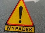 Tragiczny wypadek pod Łęczycą. Kierowca fiata zginął po zderzeniu z tirem