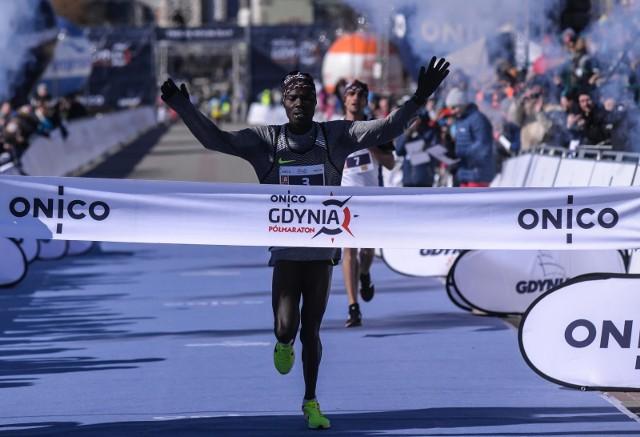 Zwycięzca gdyńskiego Onico Gdynia Półmaraton 2018