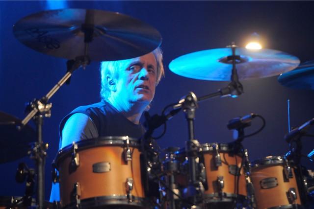 Tomasz Zeliszewski, perkusista Budki Suflera